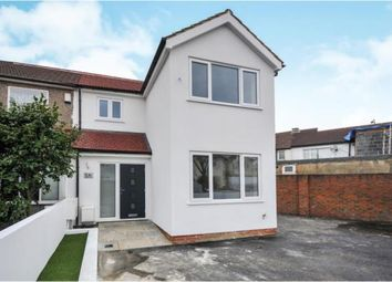 Thumbnail 3 bed end terrace house for sale in Marden Crescent, Croydon