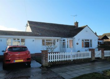Thumbnail 3 bed detached bungalow for sale in Northwood Road, Tankerton, Whitstable