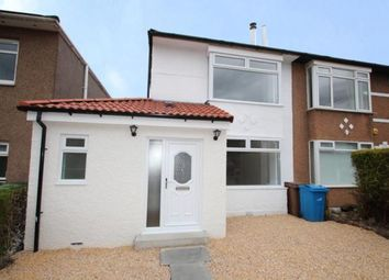Thumbnail 3 bedroom semi-detached house for sale in Randolph Drive, Clarkston, East Renfrewshire