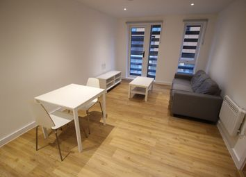 2 bed flat to rent in Eastbank Tower, Piccadilly Basin, Manchester M4