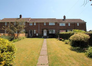 Thumbnail 3 bed terraced house for sale in Bawburgh Road, Easton, Norwich