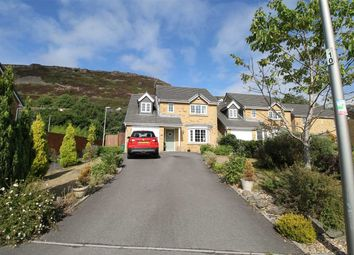 Thumbnail 4 bed detached house for sale in Heol Dinas Isaf, Williamstown, Tonypandy