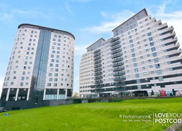 Thumbnail 1 bed flat for sale in 2 Masshouse Plaza, Birmingham City Centre, West Midlands