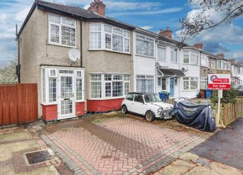 Thumbnail 3 bed end terrace house for sale in Grange Road, Harrow-On-The-Hill, Harrow