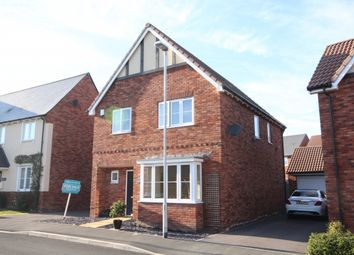 Thumbnail 4 bed detached house for sale in Barberry Drive, Bridgwater
