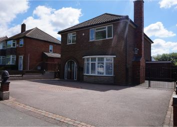 Thumbnail 4 bed detached house for sale in Pelsall Road, Walsall