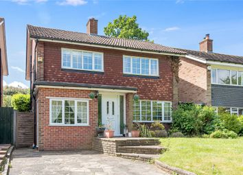 Thumbnail 4 bedroom detached house for sale in Warren Road, Orpington