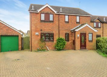Thumbnail 4 bed detached house for sale in Taverners Drive, Ramsey, Huntingdon