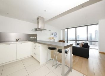 Thumbnail 1 bed flat to rent in One West India Quay, Canary Wharf