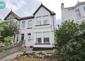 Thumbnail 4 bed semi-detached house for sale in Beech Road, St Austell
