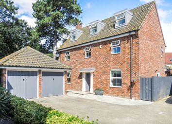 Thumbnail 5 bed detached house for sale in Evans Drift, Kesgrave, Ipswich