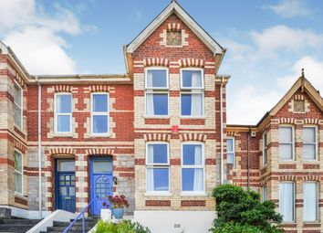 Thumbnail 4 bed terraced house for sale in Salcombe Road, Plymouth