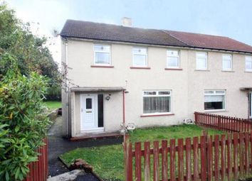 Thumbnail 3 bed semi-detached house for sale in Holyknowe Crescent, Lennoxtown, Glasgow, East Dunbartonshire