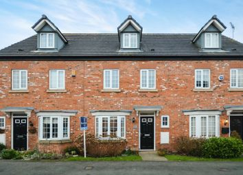 Thumbnail 4 bed town house for sale in 11 Lime Wood Close, Chester