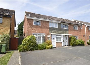 Thumbnail 3 bedroom semi-detached house for sale in Somme Road, Cheltenham, Gloucestershire