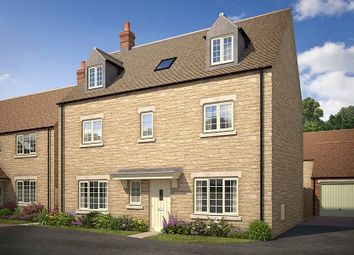 "Thumbnail 5 bed detached house for sale in ""The Lambourne_Meadows"" at Todenham Road, Moreton-In-Marsh"
