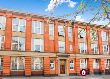 Thumbnail 2 bed flat for sale in Marquis Street, Leicester
