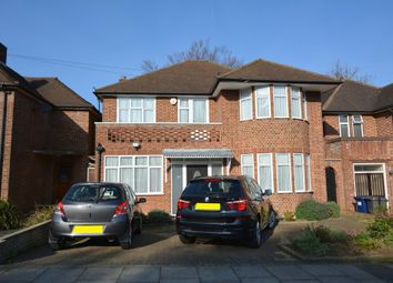 Thumbnail 4 bed detached house for sale in Tenterden Gardens, London