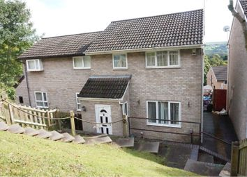 Thumbnail 3 bed semi-detached house for sale in Denbigh Crescent, Ynystawe