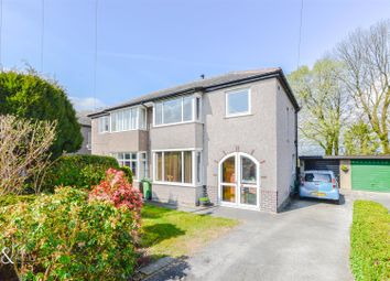 Thumbnail 3 bed semi-detached house for sale in Marsden Hall Road North, Nelson