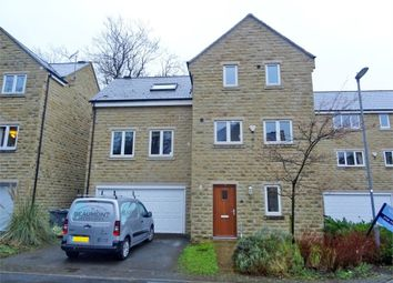 Thumbnail 5 bed detached house for sale in The Waterside, Thongsbridge, Holmfirth, West Yorkshire
