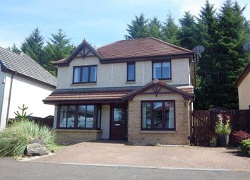 Thumbnail 4 bed detached house for sale in Patrickbank Crescent, Elderslie, Renfrewshire