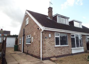 Thumbnail 3 bed semi-detached house for sale in Penzance Avenue, Wigston, Leicester, Leicestershire