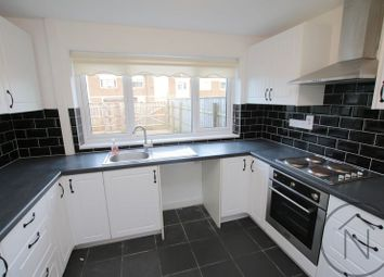 Thumbnail 3 bed end terrace house for sale in Linden Place, Newton Aycliffe