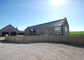 Thumbnail 5 bed barn conversion for sale in Mosstowie, Elgin