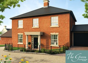 "Thumbnail 5 bed detached house for sale in ""The Annesley @ The Green"" at Pitt Road, Winchester"