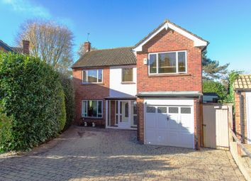 4 bed detached house for sale in Shaw Close, Ewell KT17