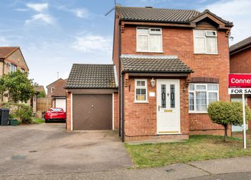 Thumbnail 3 bed link-detached house for sale in Golding Thoroughfare, Springfield, Chelmsford