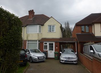 Thumbnail 3 bed semi-detached house for sale in Dartmouth Avenue, Walsall