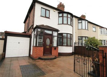Thumbnail 3 bed semi-detached house for sale in Hampton Court Road, West Derby, Liverpool, Merseyside