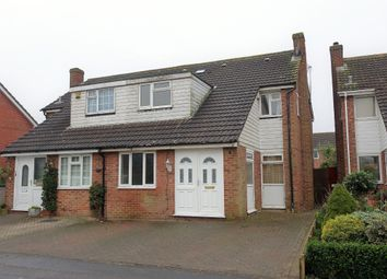Thumbnail 5 bed semi-detached house for sale in Oakley Close, Holbury, Southampton