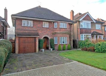Thumbnail 4 bed detached house for sale in Cuckoo Hill Drive, Pinner