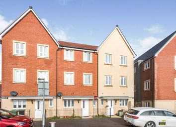 Thumbnail 4 bed terraced house for sale in Trinity Way, Basingstoke