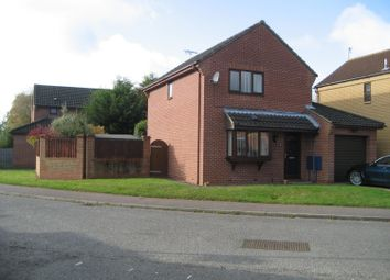 Thumbnail 3 bed detached house for sale in Pilgrims Way, Bungay