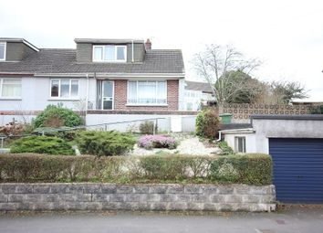 Thumbnail 3 bed semi-detached bungalow for sale in Keyberry Road, Newton Abbot