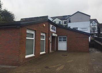 Thumbnail Commercial property for sale in Crown Building, Tonypandy, Tonypandy, Rhondda Cynon Taff