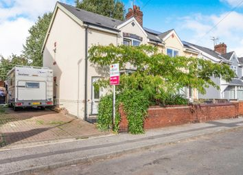 Thumbnail 2 bed semi-detached house for sale in Frederick Street, Goldthorpe, Rotherham