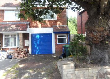 Thumbnail 1 bedroom end terrace house for sale in Spouthouse Lane, Great Barr, Birmingham