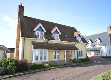 Thumbnail 4 bed detached house for sale in Matthews Court, Harlow Road, Moreton, Ongar