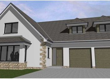 Thumbnail 4 bed detached house for sale in Plot 2, The Meadows, Blairingone