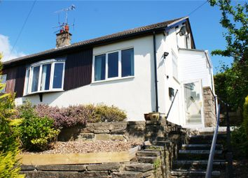 Thumbnail 3 bed semi-detached bungalow for sale in Worthville Close, Keighley