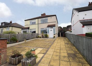 Thumbnail 2 bed semi-detached house for sale in Blue Hill Lane, Wortley, Leeds