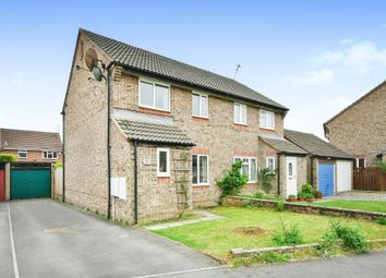 Thumbnail 3 bed semi-detached house for sale in Avebury Road, Chippenham