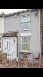 2 bed terraced house to rent in Kingsley Road, Maidstone ME15