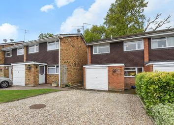 Thumbnail 3 bed semi-detached house for sale in Jerrymoor Hill, Finchampstead