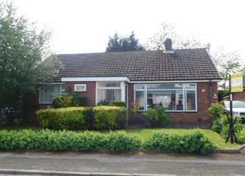 Thumbnail 2 bed detached bungalow for sale in Parkstone Avenue, Whitefield, Manchester